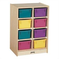 Mobile 8 Compartment Cubby
