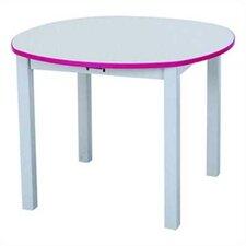 "Rainbow 30"" Round Classroom Table"