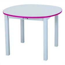 "Rainbow 30"" Round Activity Table"