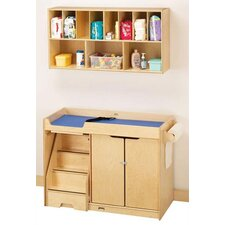 KYDZ Changing Table with Stairs
