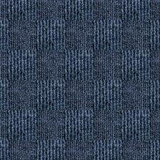 "Smart Transformations 24"" X 24"" Carpet Tile in Denim"
