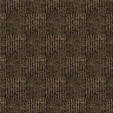 "Smart Transformations 24"" X 24"" Carpet Tile in Espresso"