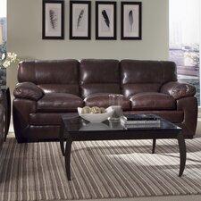 Biscayne Leather Sofa