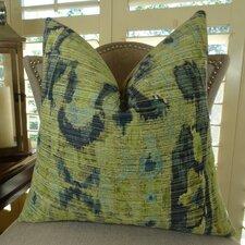 Bear Canyon Handmade Throw Pillow