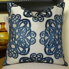 Archetype Sapphire Double Sided Throw Pillow