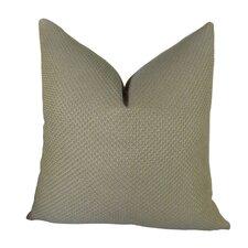 Mancuso Rain Handmade Throw Pillow
