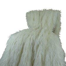 Mongolian Faux Fur Acrylic Blanket