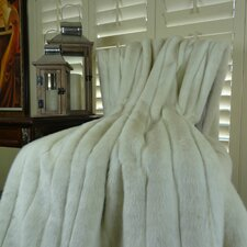 Fancy Mink Faux Acrylic Throw