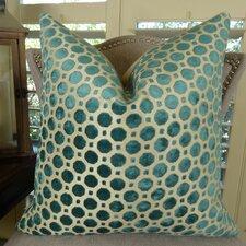 Velvet Double Sided Throw Pillow