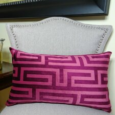Cesire Maze Double Sided Lumbar Pillow