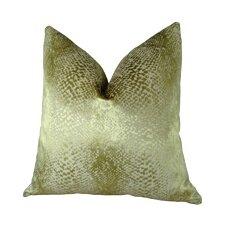 Hidden World Handmade Lumbar Pillow