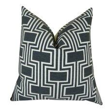 Conduit Handmade Throw Pillow