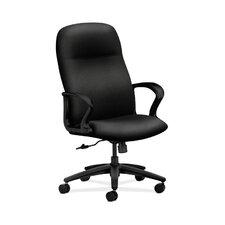 Gamut High-Back Executive Chair in Grade IV Whisper Vinyl