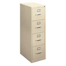 Basyx H410 Series 4-Drawer Locking  File