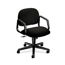 Solutions-4000 Series Mid-Back Chair in Grade III Confetti Fabric