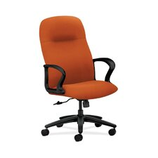 Gamut High-Back Executive Chair in Grade III Fabric