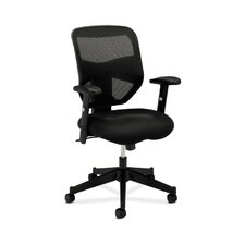 Basyx Mesh Back Conference Chair