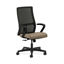 Ignition Mid-Back Mesh Chair in Grade III Attire Fabric