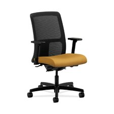 mesh office chairs colour yellow