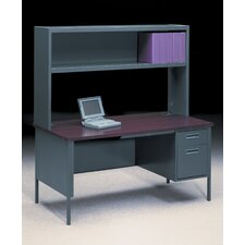 38000 Series Executive Desk with Right 2 Drawers