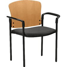 Pagoda Guest Chair (Set of 2)