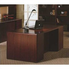 10700 Double 3/4 Pedestal Desk