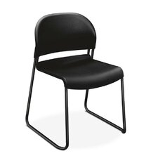 4030 Series Armless Stacking Chair (Set of 4)