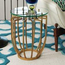 Spoke End Table