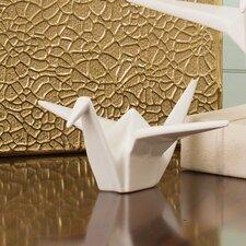 Origami Crane Statue