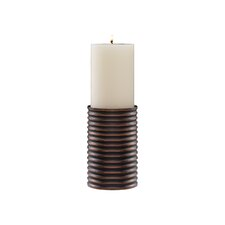Ribbed Candlestick Votive
