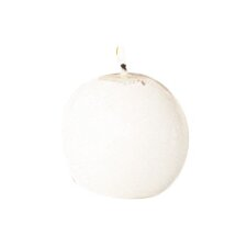 "Unscented 2.5"" Ball Candle (Set of 8)"