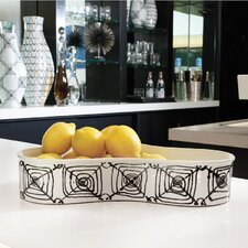 Coil Compote Fruit Bowl