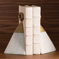 Equestrian Marble Book Ends (Set of 2)