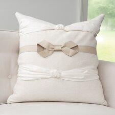 Take a Bow Throw Pillow