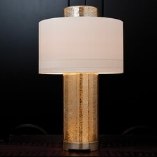 """Lighthouse 33.5"""" H Table Lamp with Drum Shade"""