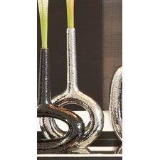 Keyhole Round Vase
