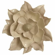 Magnolia Wall Flower Decorative Accent Wall Décor