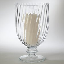 Glamour Hurricane Vase Candle Holder