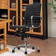 Metro Mid-Back Conference Chair with Arms