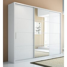 Bellevue Armoire in White Gloss