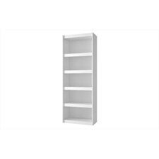 "Accentuations Valuable Parana 5 Shelves 71.65"" Standard Bookcase"