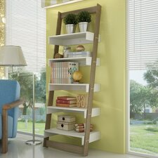 "Accentuations Brilliant Carpina 69"" Ladder Shelf"