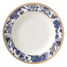 """Hibiscus 9"""" Soup Plate"""
