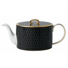 Arris 1.06 Qt Fine Bone China Teapot