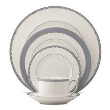 Grosgrain 5 Piece Dinnerware Set