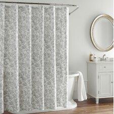 Vibrance Cotton Shower Curtain