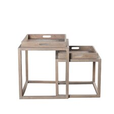 Nealon 2 Piece Nesting Tables Set