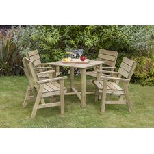 Caroline 4 Seater Dining Set