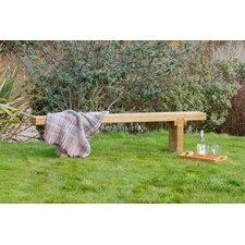 Gartenbank Rebecca aus Massivholz