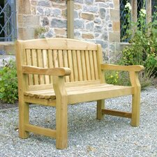 Emily 2 Seater Timber Bench